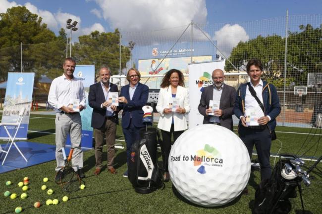 Mallorca promociona el turisme esportiu a WTM de Londres