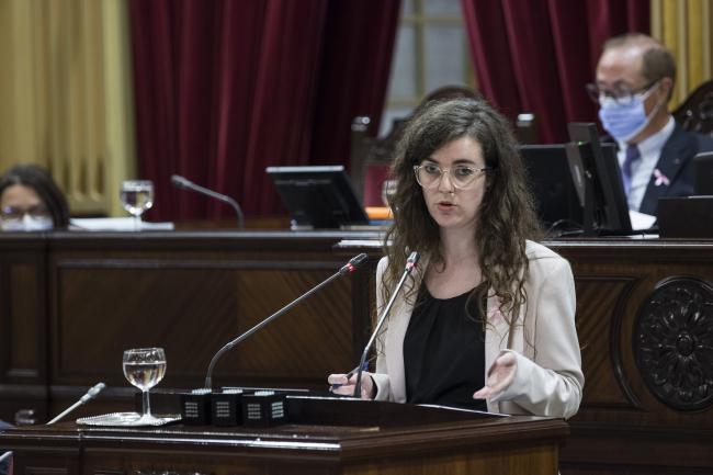 """Sans: """"Votar en contra de los Presupuestos Generales del Estado es atentar contra los derechos de la ciudadanía de Baleares"""""""