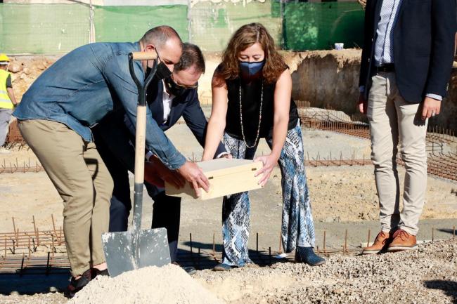 El Govern empieza las obras de la primera promoción de vivienda pública en Santa Eugènia