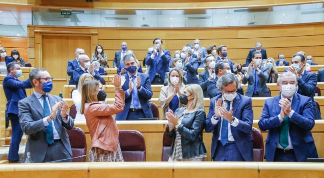 El PP saca adelante en el Senado el Régimen Fiscal Especial de Balears