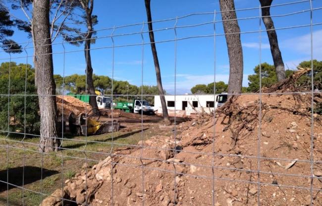 Los Socialistas de Llucmajor piden al Ayuntamiento que aclare si las obras del Hotel Globales Maioris cuentan con las licencias y permisos oportunos