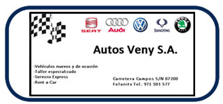 Autos Veny