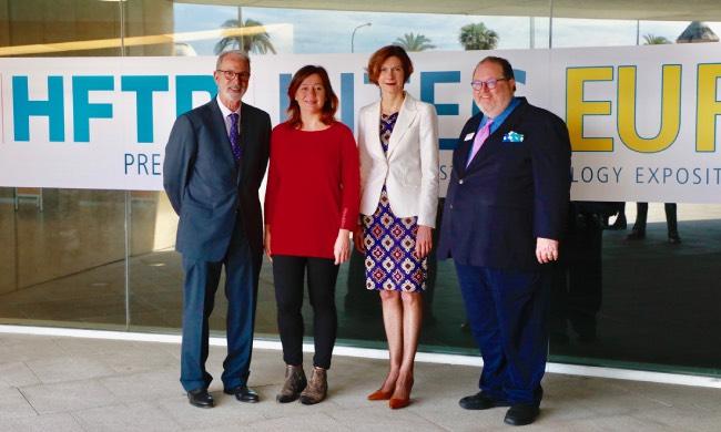 La presidenta del Govern asiste a la mayor convención sobre tecnología hotelera
